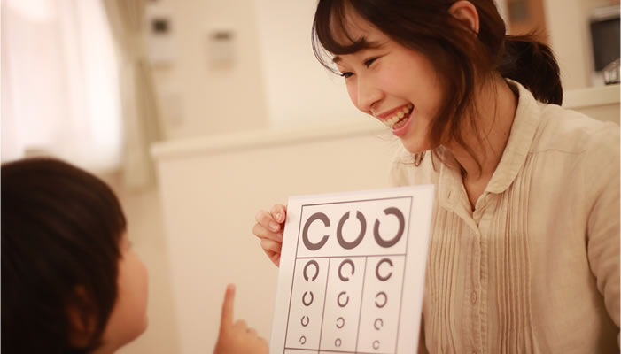 子供の近視治療について