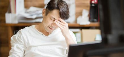 角膜の傷に関係するもの