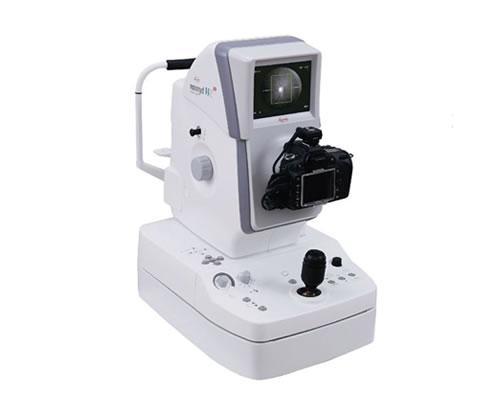 ステレオ眼底撮影装置 Nonmyd WX